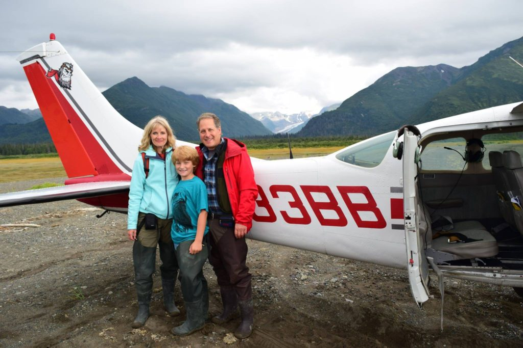 Family Adventure in Alaska